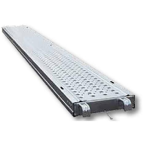 Plancher 3x0.3m Aluminium