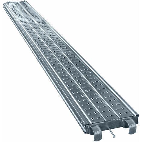 Plancher acier galvanisé ALTRAD FC3000 - 0,30 m x 3,00 m - FC3000 - -