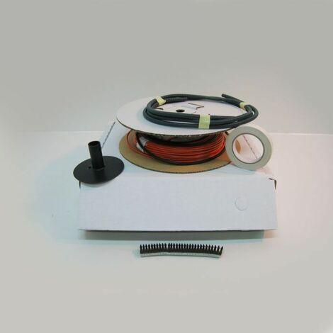 PLANCHER CHAUFFANT ELECTRIQUE CABLE KIT 10