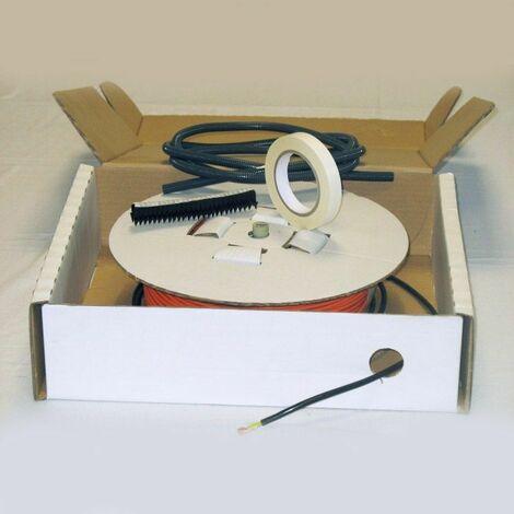 PLANCHER CHAUFFANT ELECTRIQUE CABLE KIT 17