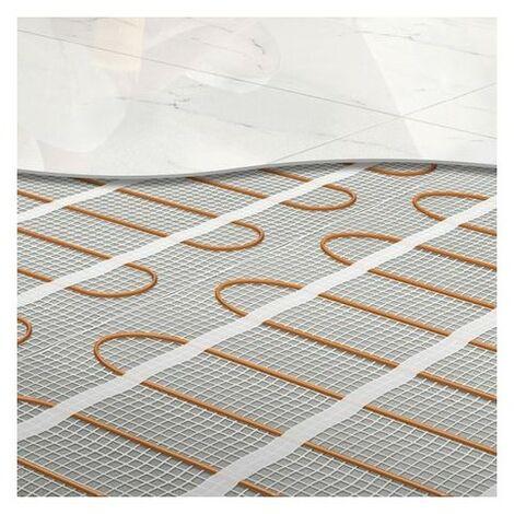 Plancher rayonnant électrique Mozaïk - 100W/m2 - 200W - 4ML - 2m2