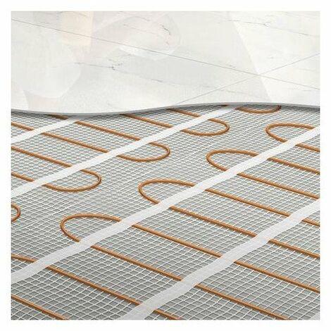Plancher rayonnant électrique Mozaïk - 100W/m2 - 400W - 8ML - 4m2