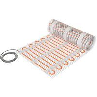 Plancher Rayonnant Electrique SOLEKA Salle de bain - Version câble chauffant - Trame 12m2 - Puissance 1680W