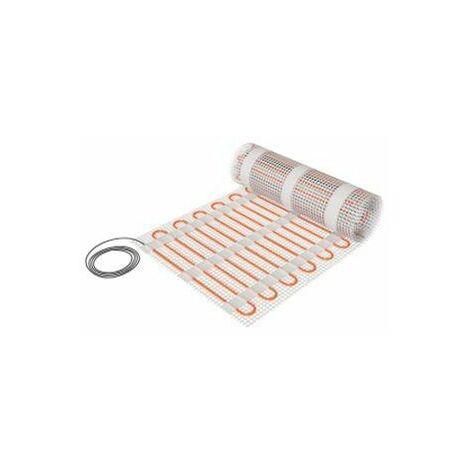 Plancher Rayonnant Electrique SOLEKA - Version câble chauffant - Trame 12m2 - Puissance 1200W