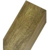 Plancher stratifié parquet 1,90 m² noyer vieilli maison MC958