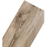 Plancher stratifié parquet 1,90 m² orme vieilli 83217-10