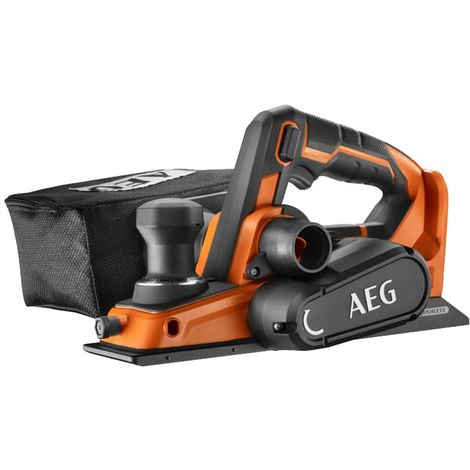 Planer AEG 18V Brushless 82mm - Without battery and charger BHO18BL-0