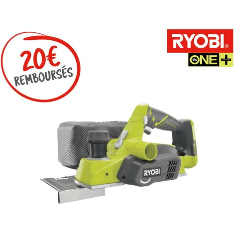 Planer RYOBI 18 V 82mm OnePlus without battery and charger R18PL-0