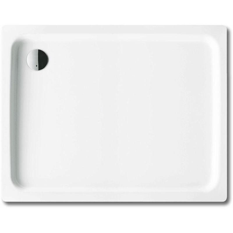 Plano de ducha 417-1 75x120cm, color: Blanco, con efecto perla - 431700013001 - Kaldewei