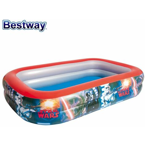 Planschbecken Star Wars Swimmingpool Family Pool Gartenpool Schwimmbecken Kinder