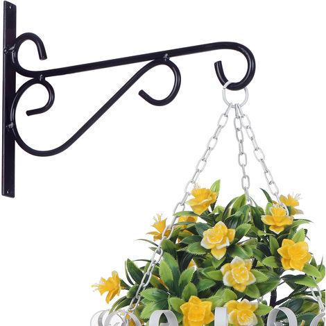 Plant Hanging Hooks Decorative Iron Wall Hooks Plant Hanging Hangers
