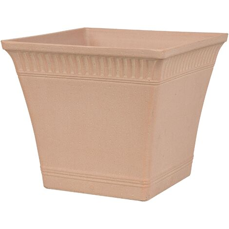 Plant Pot 34 x 34 x 30 cm Pink PSATHA