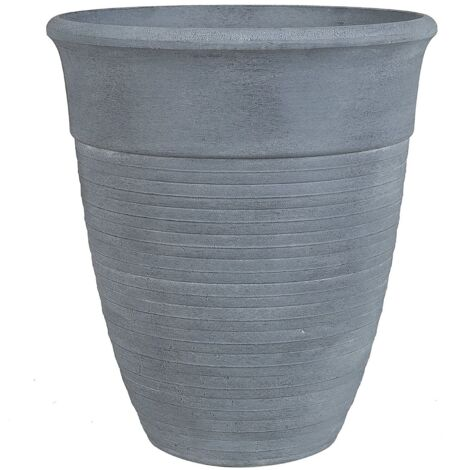 Plant Pot ⌀43 cm Grey KATALIMA