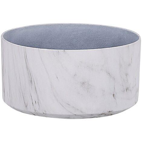 Plant Pot ⌀ 43 cm Marble Effect VALTA