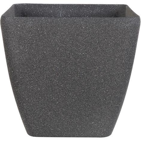 Plant Pot 49 x 49 x 49 cm Grey ZELI