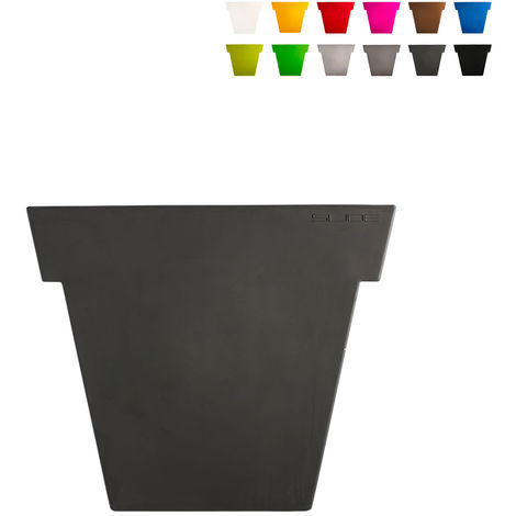 Plant pot 55 cm modern vase design IL VASO