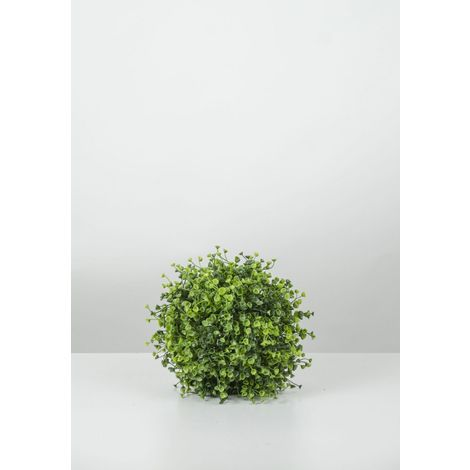 Planta artificial. Bola CALIN de 25 cm. HD. Alto realismo.