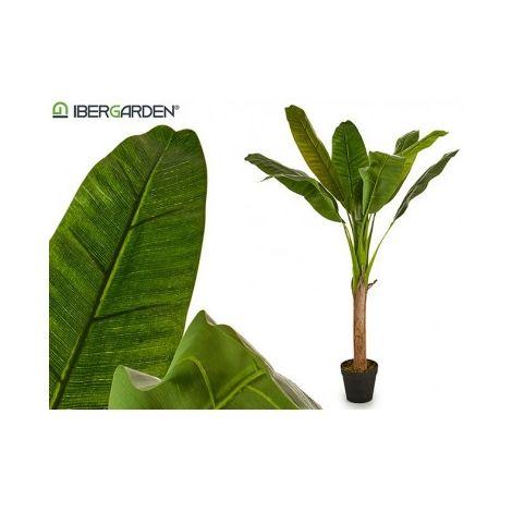 Planta Artificial Decorativa con Maceta. con Efecto Natural. Elaborado con los Mejores Materiales. 125 cm