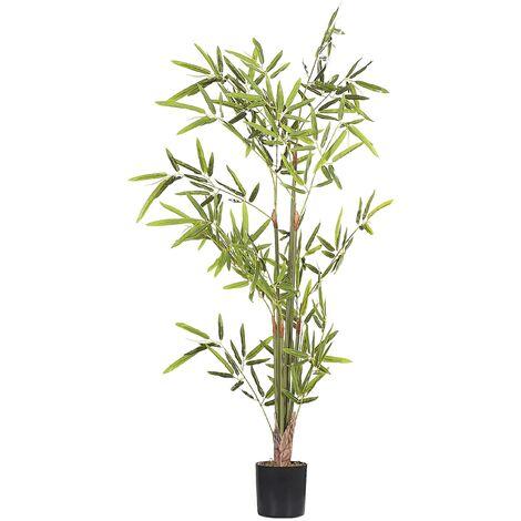 Planta artificial en maceta 100 cm BAMBOO