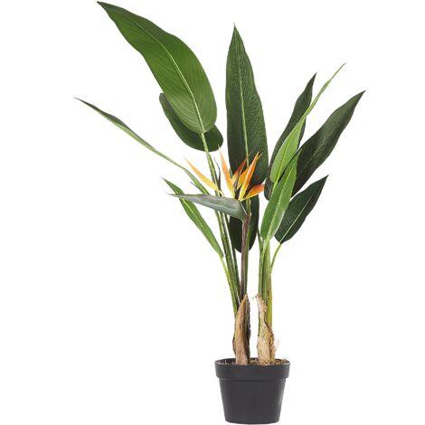 Planta artificial en maceta 115 cm STRELITZIA TREE
