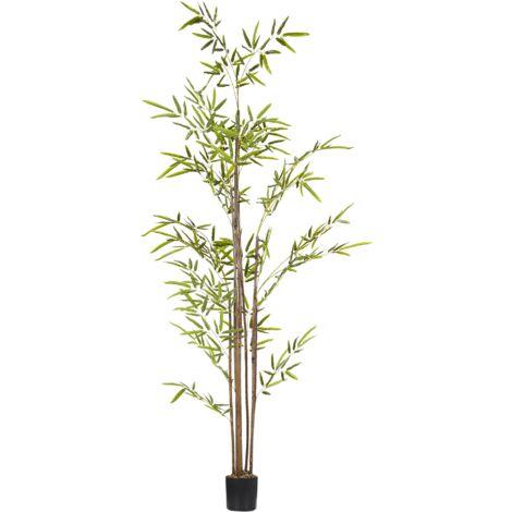 Planta artificial en maceta 160 cm BAMBOO