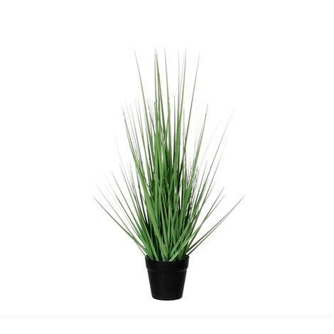 PLANTA ARTIFICIAL GRAS VERDE 53 CM