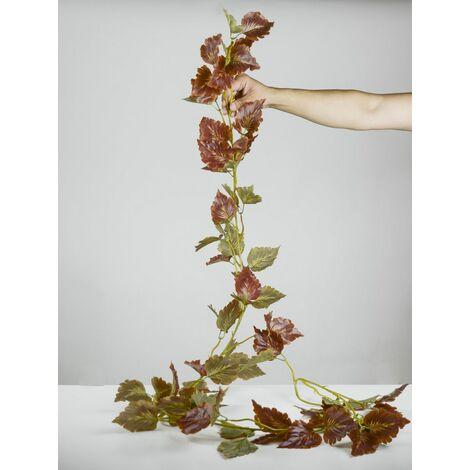 Planta artificial. KOKEDAMA HELECHO GRASA BOLA. 47 cm. HD Alto realismo. Tacto natural