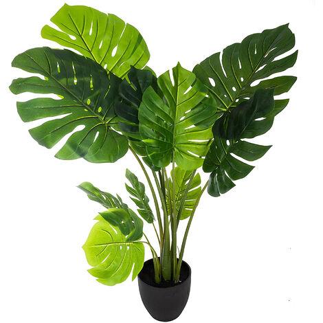 Planta artificial Philo monstera Altura 110