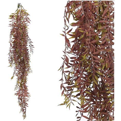 Planta Colgante Helecho Artificial. 90 Cm