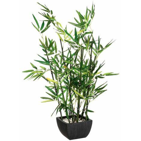 Planta de bambú artificial