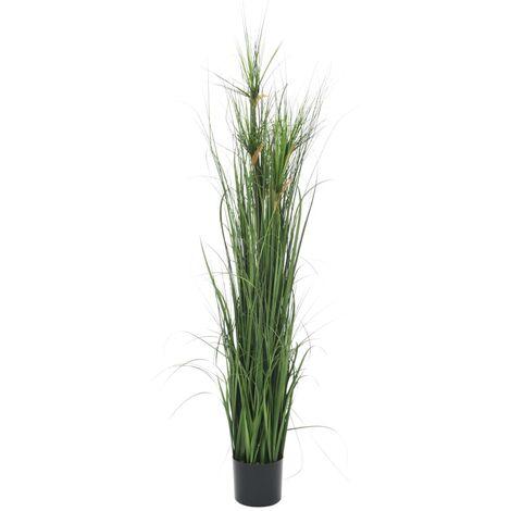 Planta de hierba artificial 140 cm