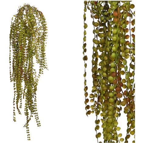Planta Eucalipto Colgante Artificial. 100 Cm