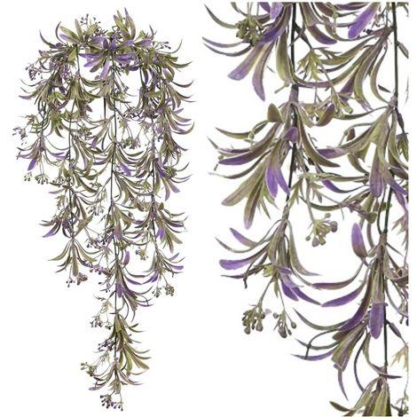 Planta Trepadora Colgante Artificial. 74 Cm