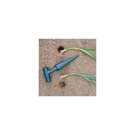 Plantador 25 cm, verde