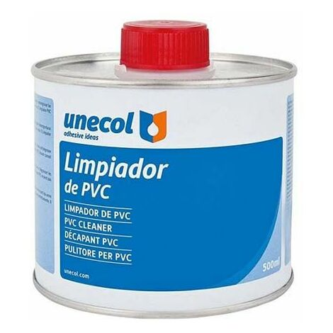 Plantawa Limpiador Tuberías PVC 500Ml
