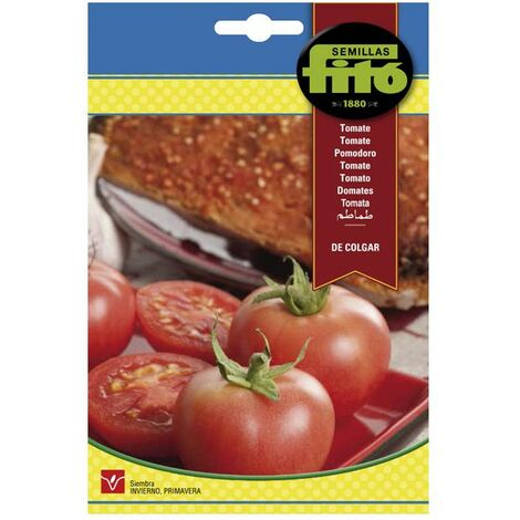 Plantawa Paquet de 4 Graines de Tomates Tres Cantos - Fitó