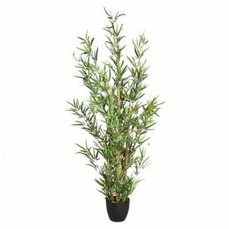 Plante artificielle - Bambou - H 120 cm - Livraison gratuite