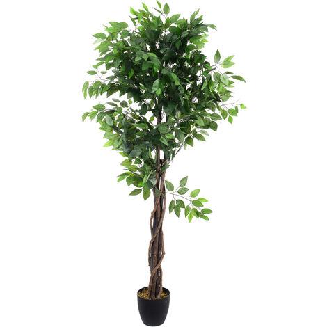 Plante artificielle Ficus Pot Hauteur 180 cm