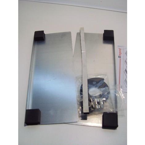 Plaque 2 parties 600x400mm pour coffret LEGRAND 034961