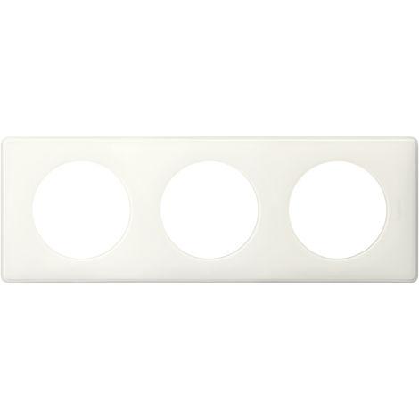 Plaque Céliane - Memories Yesterday (blanc) - 3 postes
