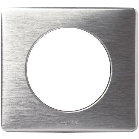 Plaque Céliane Métal Aluminium 1 poste (099865)