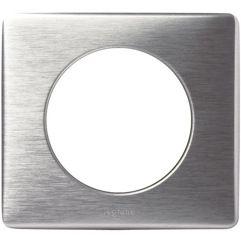 Plaque Céliane - Métal Aluminium - 1 poste