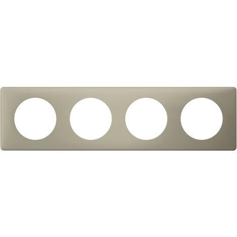 Plaque Céliane - Poudré Argile - 4 postes