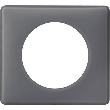 Plaque Céliane Poudré Schiste 1 poste (098850)