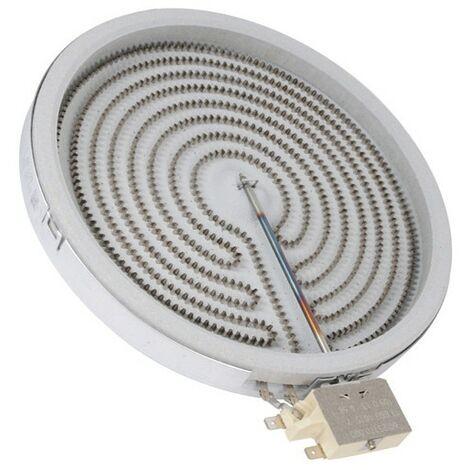 Plaque chauffante électrique D201/2 300 W, Four - Cuisinière, 3740637214