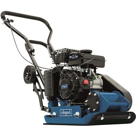 PLAQUE COMPACTEUR VIBRANT MOTOR ESSENCE 2,8 HP SCHEPPACH HP800S