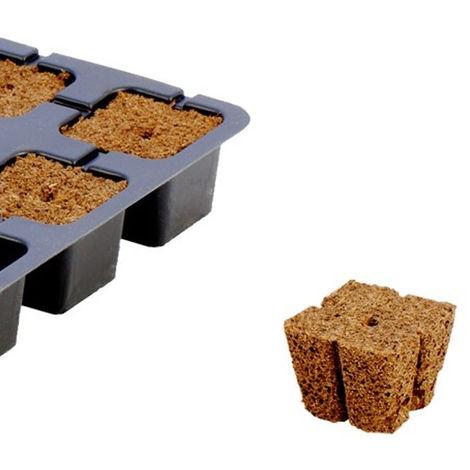 Plaque de 150 cubes de germination, bouturage - Eazy Plug