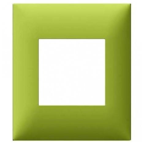 Lot de 2 interrupteurs Va et Vient 10A Arnould Espace blanc lumière 60101