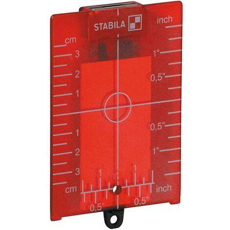 Plaque de lecture laser Stabila ZP 16877 1 pc(s)