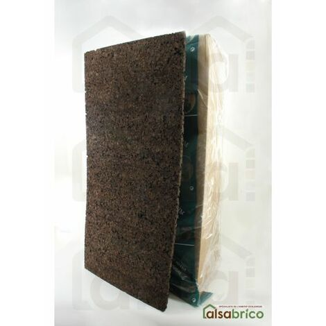 Plaque de liège expansé AMORIM - 140mm - 140mm | panneau(x) de 0.5 m² - 0